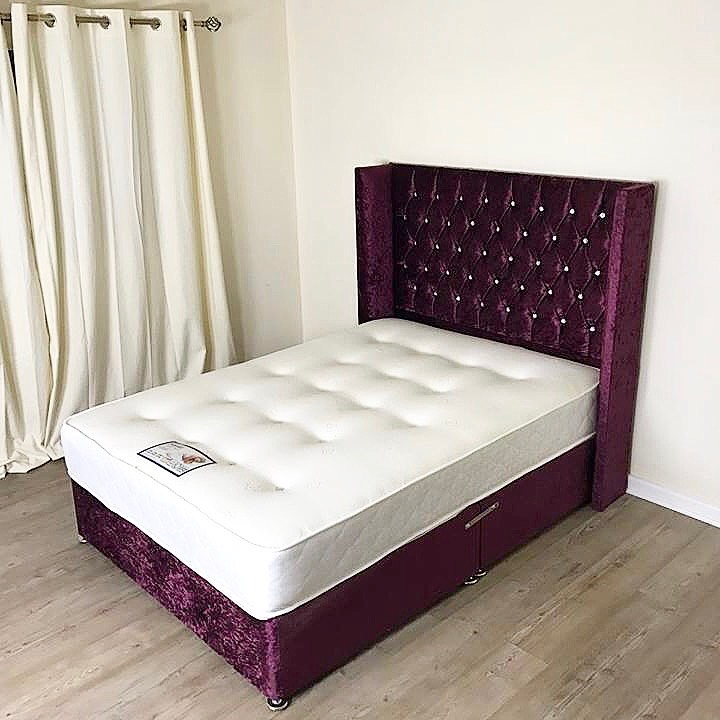 file the luxury bed company. Black Bedroom Furniture Sets. Home Design Ideas