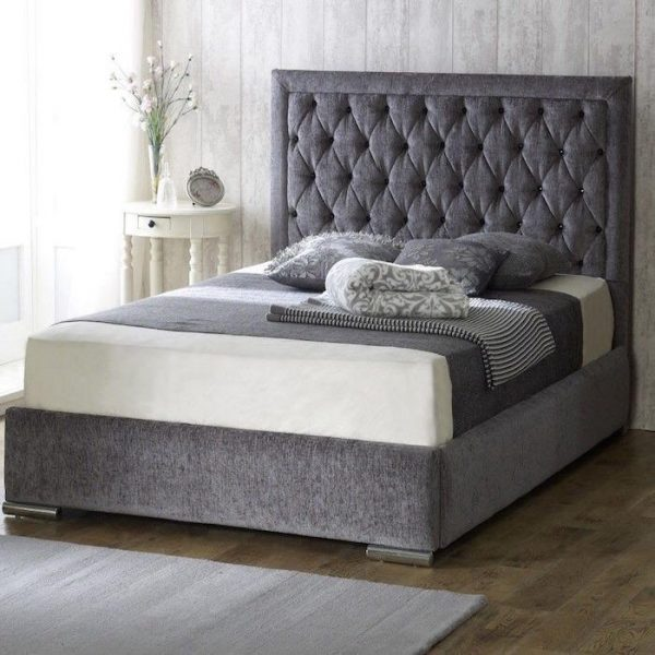 paris low foot end the luxury bed company. Black Bedroom Furniture Sets. Home Design Ideas