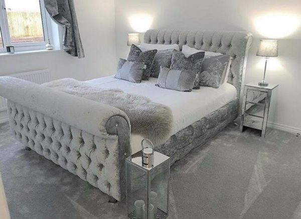 Lyon Chesterfield The Luxury Bed Company