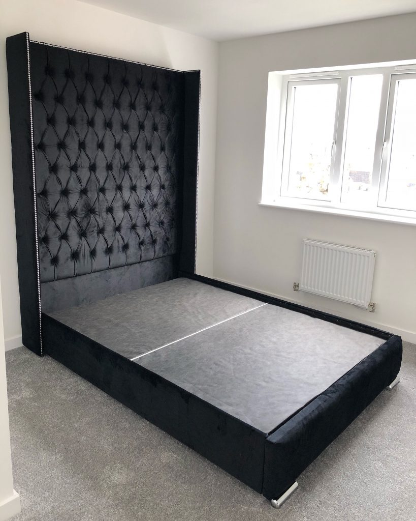 the regal bed the luxury bed company. Black Bedroom Furniture Sets. Home Design Ideas
