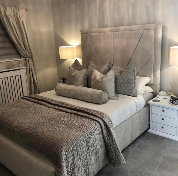 Elizabeth James Bed The Luxury Bed Company