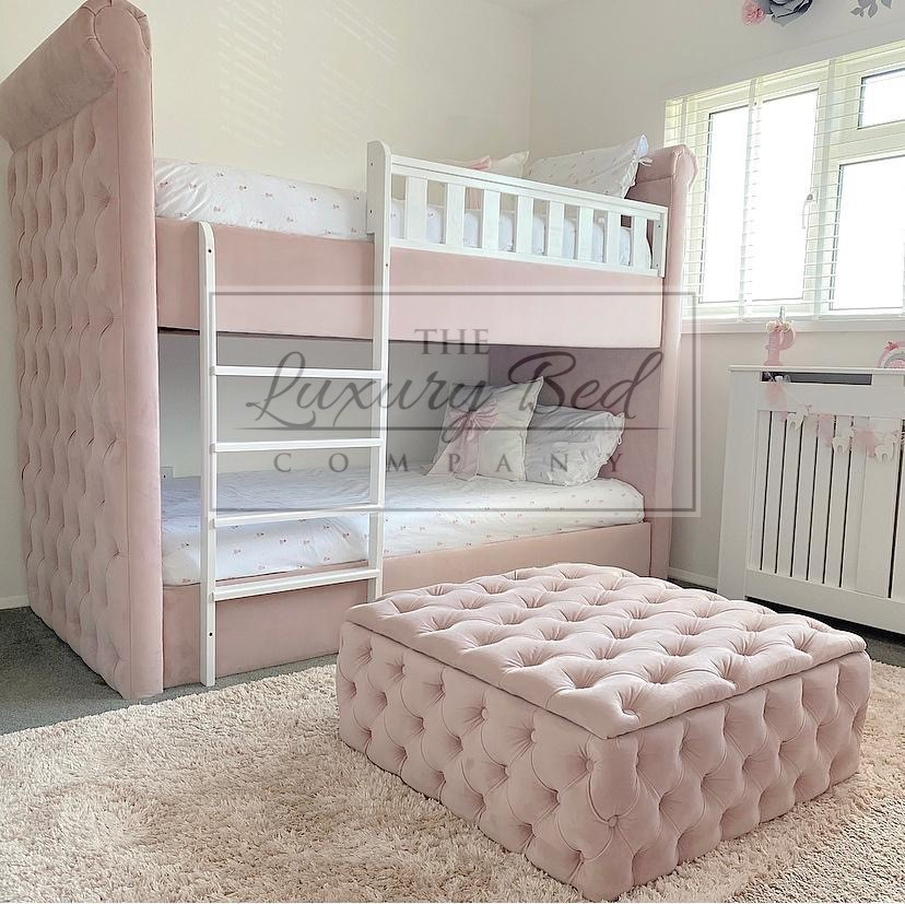 Bella Grace Bunk Bed The Luxury Bed Company